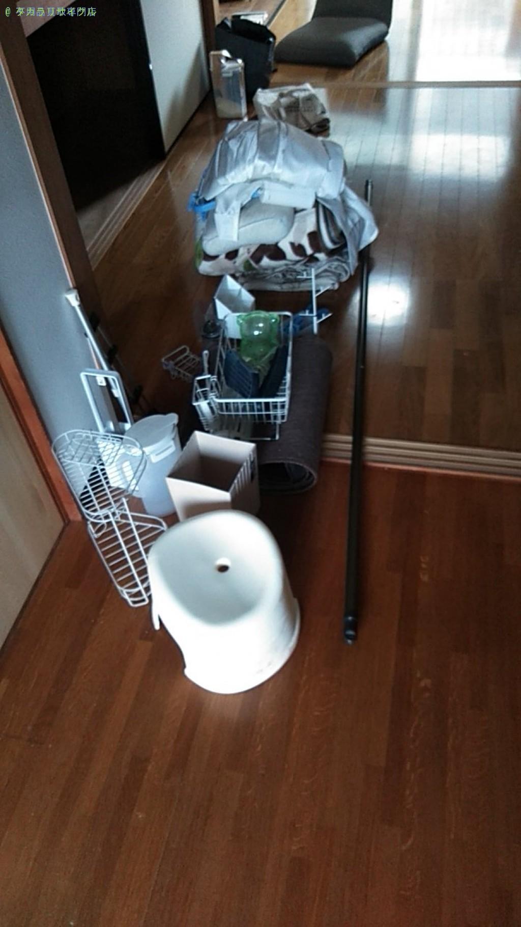 【須崎市赤崎町】冷蔵庫・洗濯機ほか不用品の回収のご依頼者さま