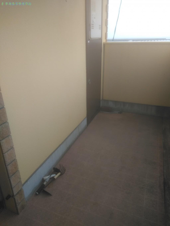 【観音寺市豊浜町姫浜】二段ベッドの処分・回収のご依頼者さま