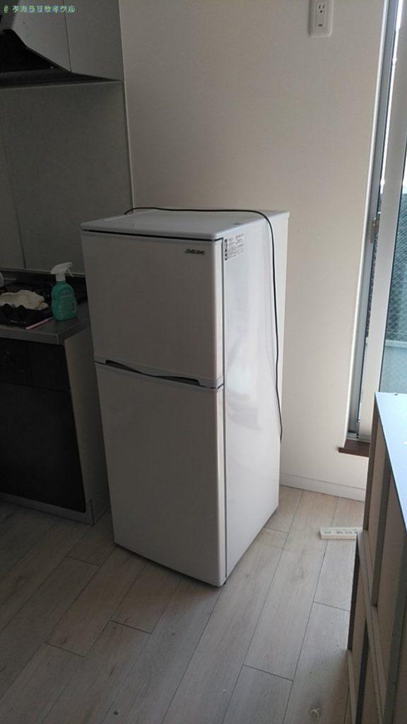 【松山市高砂町】冷蔵庫の買取・回収のご依頼者さま