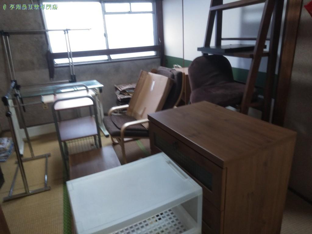 【丸亀市郡家町】大型家具の買取・回収をご依頼されたお客様