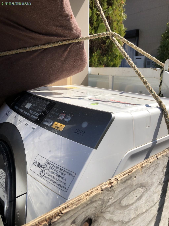 【栗東市野尻】家具・家電一式の処分・回収のご依頼者さま