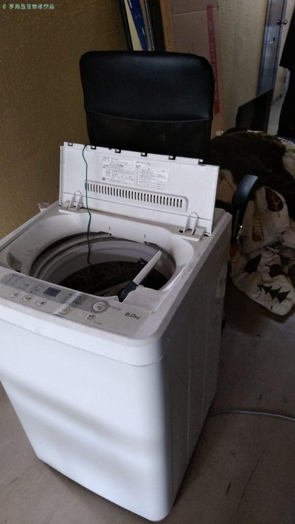 【高知市朝倉丙】洗濯機・冷蔵庫ほか家具家電の回収のご依頼者さま
