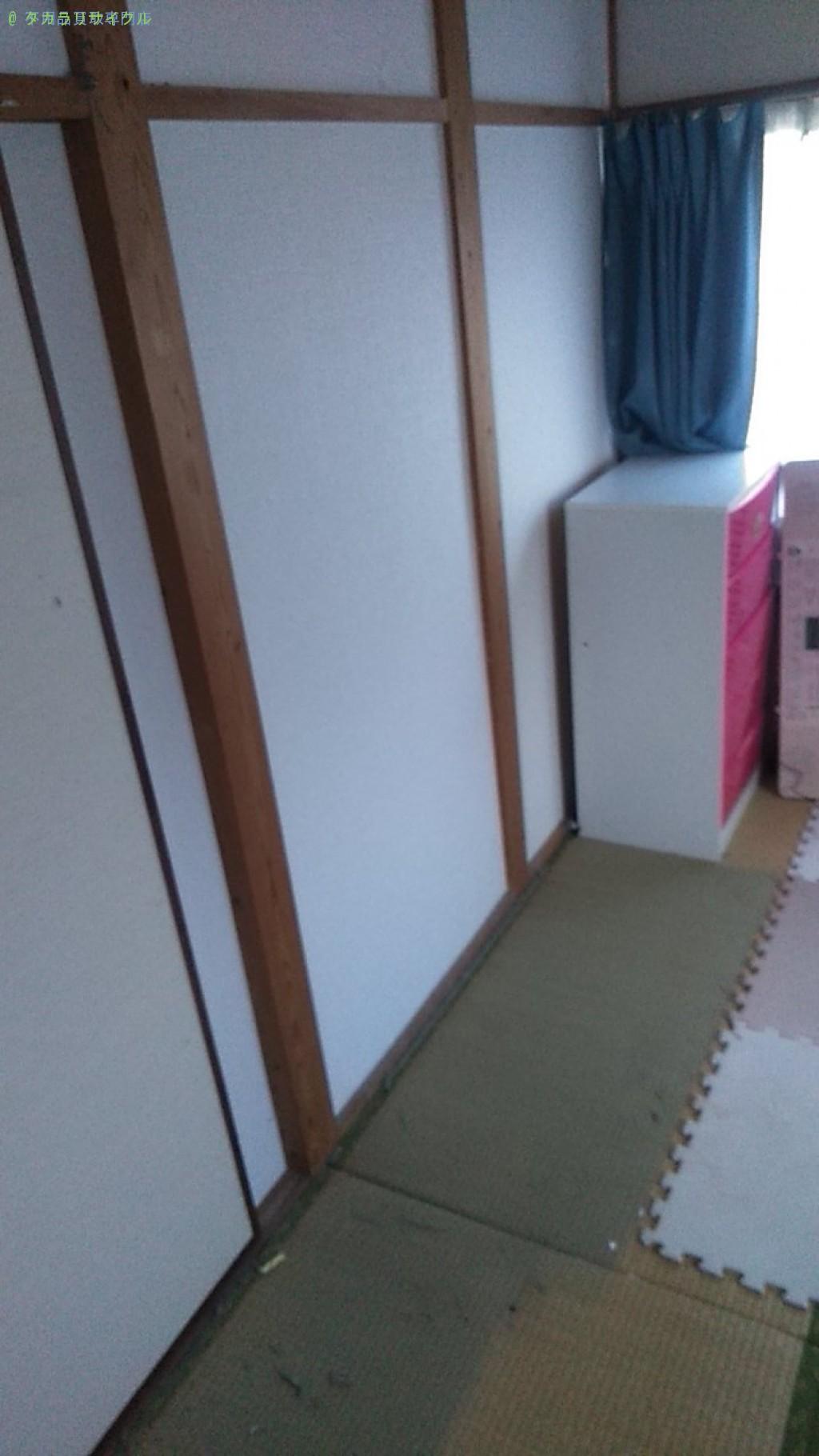 【松山市立花】タンス・ソファの処分・回収のご依頼者さま