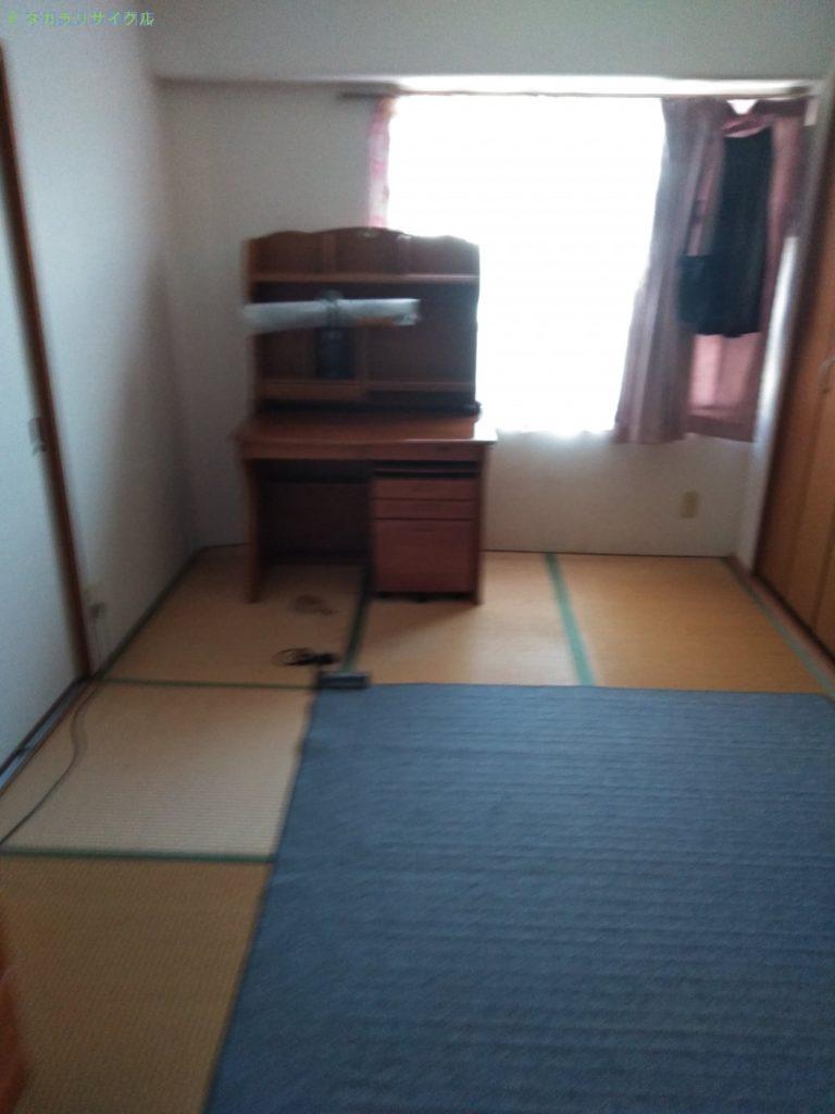 【高知市大津乙】学習机の処分・回収のご依頼者さま