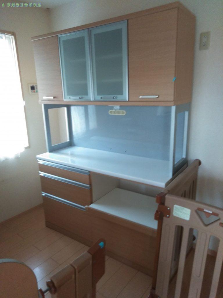 【徳島市東吉野町】キッチンボードの処分・回収のご依頼者さま