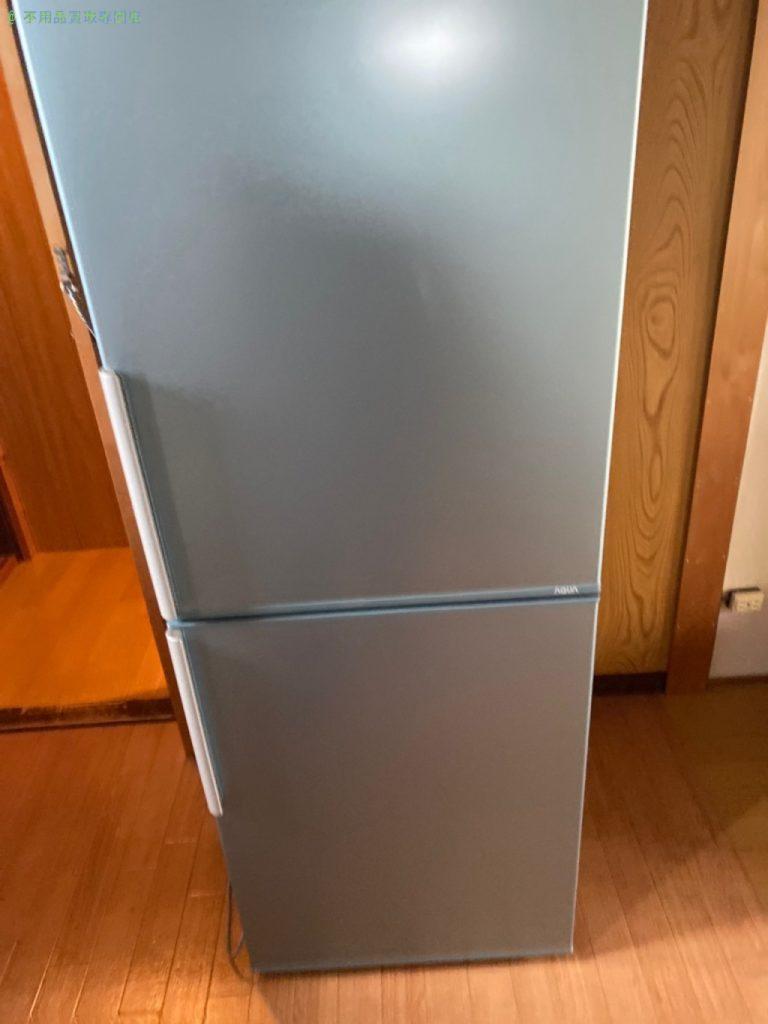 【岡山市中区高屋】冷蔵庫の処分・回収のご依頼者さま