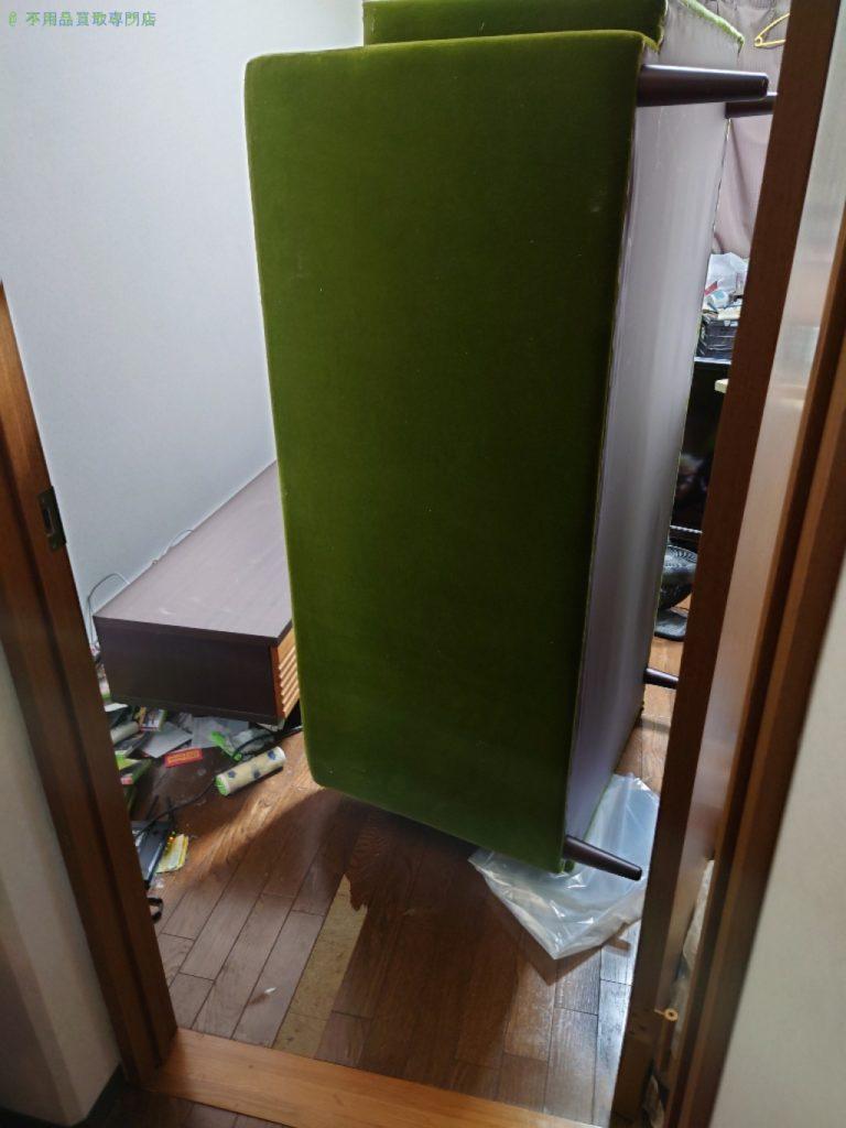 【四国中央市川之江町】ソファほか家具一式の回収のご依頼者さま