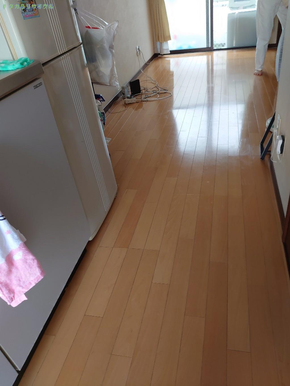 【伊予市米湊】ソファ・寝具の処分・回収のご依頼者さま