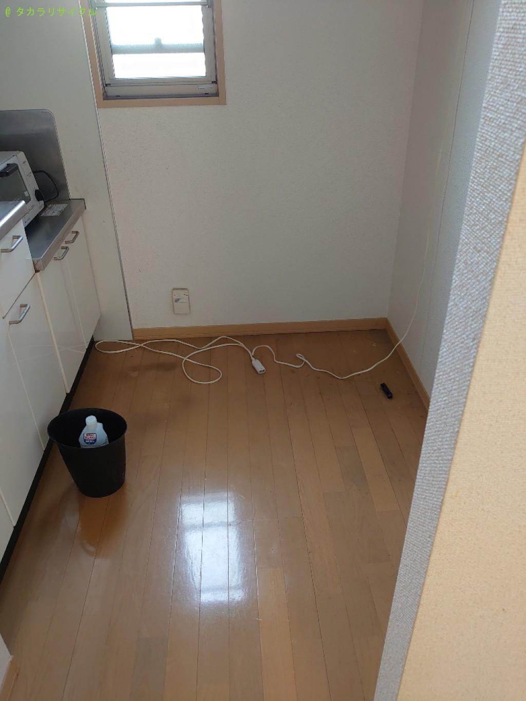 【大洲市東大洲】冷蔵庫の処分・回収のご依頼者さま