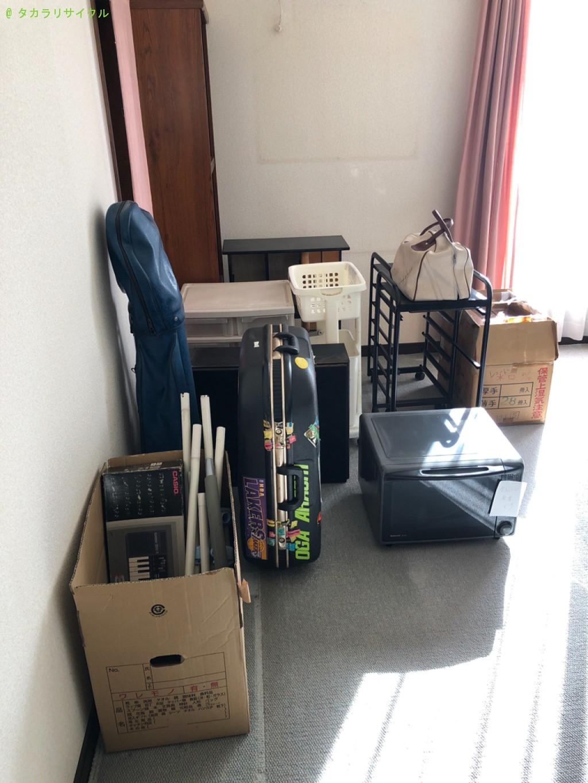 【東近江市中野町】家具家電ほか不用品一式の回収のご依頼者さま