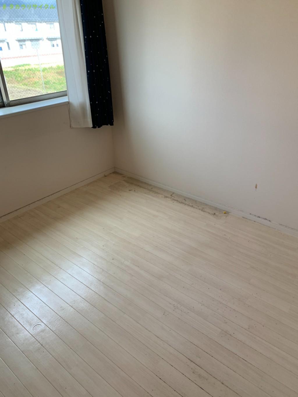 【大津市今堅田】ベッド・ソファほか家具の処分・回収のご依頼者さま