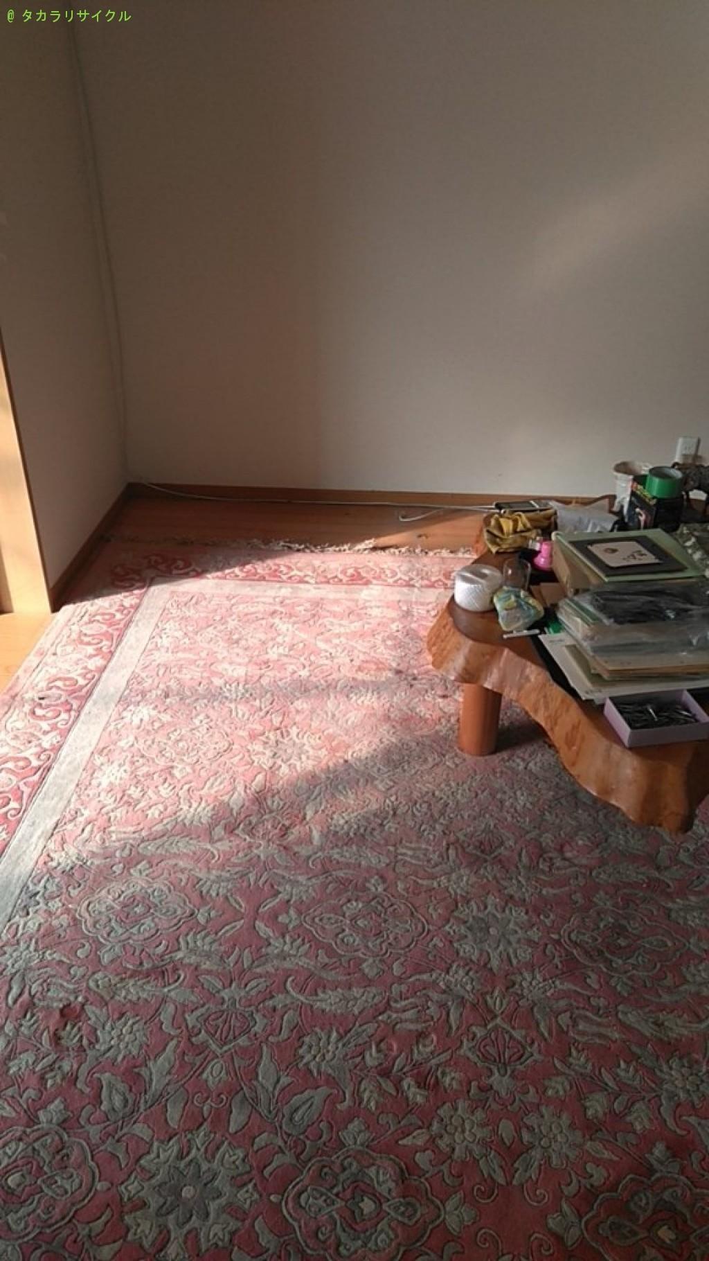 【松山市土居田町】タンス・ソファ・ベッドの回収のご依頼者さま