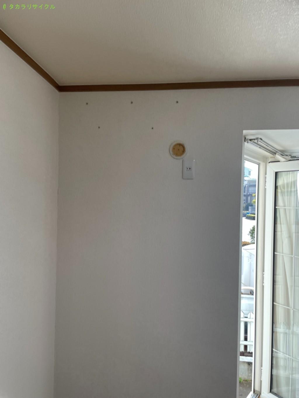 【守山市伊勢町】冷蔵庫・洗濯機・エアコンの回収のご依頼者さま