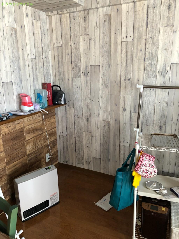【草津市西渋川】食器棚の処分・回収のご依頼者さま