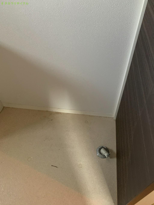 【彦根市平田町】洗濯機・ソファほか家具家電の回収のご依頼者さま