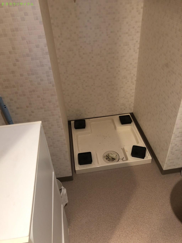 【草津市大路】冷蔵庫・電子レンジ・洗濯機の回収のご依頼者さま